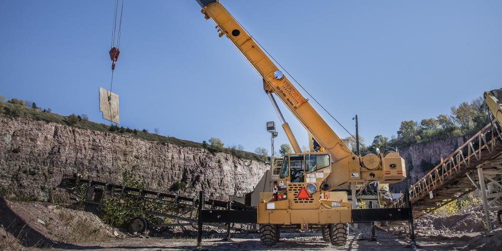Kyburz Carlson Construction - Crane Services